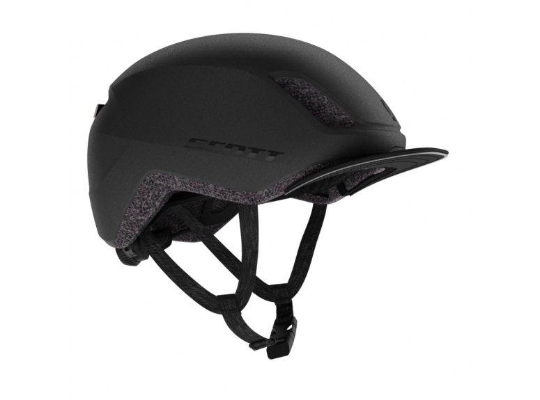Kask rowerowy SCOTT Il Doppio Plus - granite black