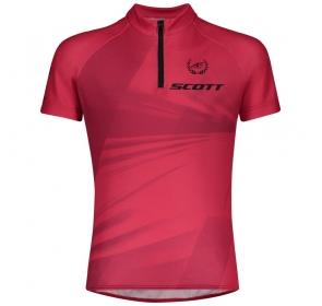 Koszulka Junior SCOTT RC PRO - pink