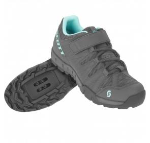 Buty damskie SCOTT Sport Trail grey/trq