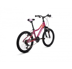 Rower dziecięcy Kross Lea Mini 2.0 D SRróż/pom2021