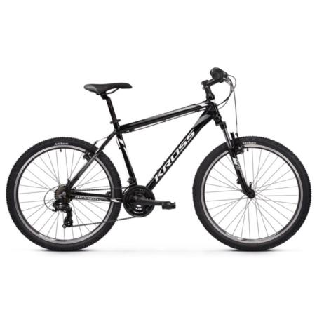 Rower Górski Kross Hexagon M -czarno/biały -2021