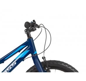 Rower dziecięcy KROSS Level Mini 3.0SRgranat 2021