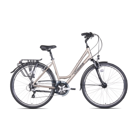 Rower Trekkingowy damski UNIBIKE VISION tytan 2021