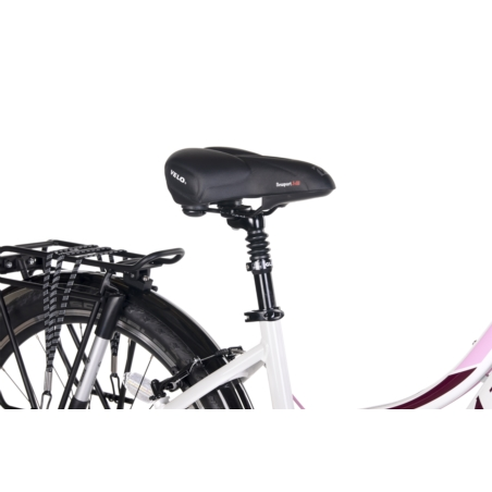 Rower górski damski UNIBIKE EMOTION 27,5 biały2021