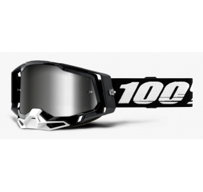 Gogle 100% RACECRAFT 2 BLACK