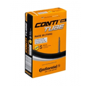 Dętka CONTINENTAL Race 28 Light, presta 60mm