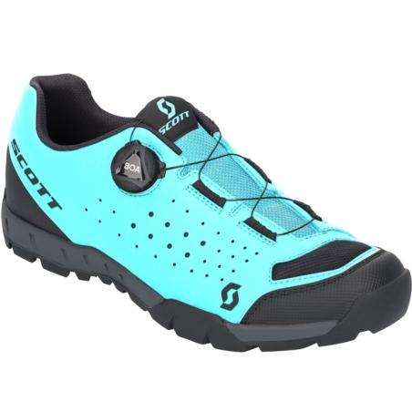 Buty damskie  SCOTT Sport Trail Evo Boa-blue/black