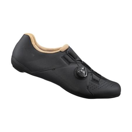 Buty rowerowe damskie SHIMANO SH-RC300W-czarne