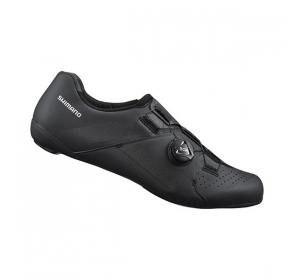 Buty rowerowe męskie SHIMANO SH-RC300 - czarne