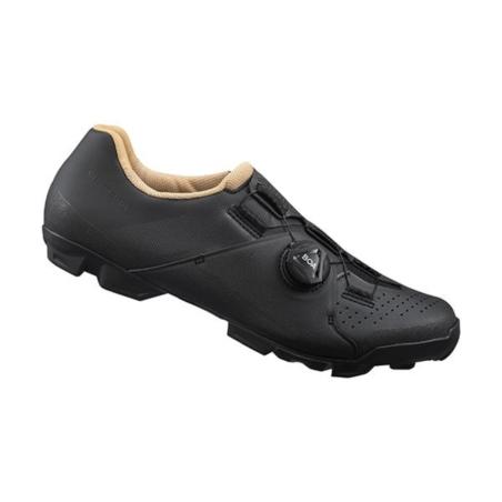Buty rowerowe damskie SHIMANO SH-XC300W-czarne