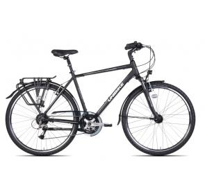Rower Trekkingowy UNIBIKE VOYAGER GTS czarny 2021