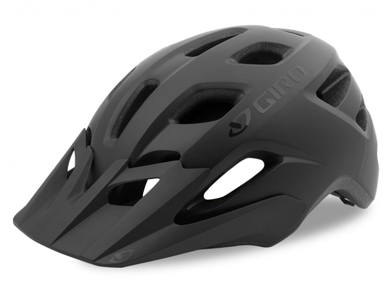 Kask mtb GIRO COMPOUND matte black roz