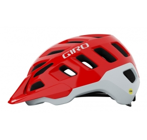 Kask mtb GIRO RADIX trim red