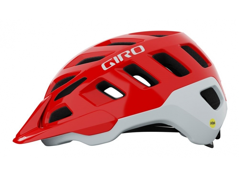 Kask mtb GIRO RADIX trim red