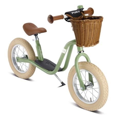 Rowerek biegowy PUKY LR XL Classic - retro green