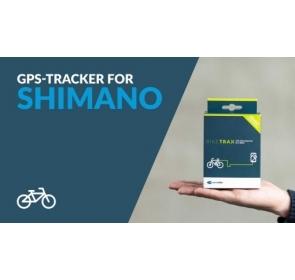 GPS Tracker - POWUNITY System śledzenia roweru SHI