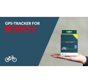 GPS Tracker - PowUnity System silnikiem BOSCH 4 Ge