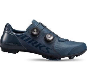 Buty Rowerowe SPECIALIZED S-Works Recon- Cast blue