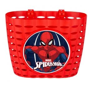Koszyk rowerowy na kierownicę SPIDER-MAN
