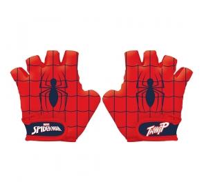 Rękawiczki rowerowe dziecięce SPIDER-MAN