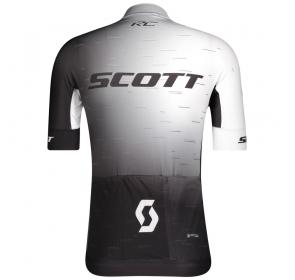 Koszulka SCOTT RC Pro - white-black