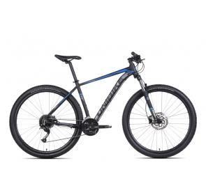Rower górski UNIBIKE SHADOW -czarno/niebieski 2021
