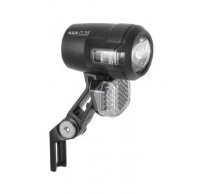 Lampa przód AXA Compactline 35 on/off