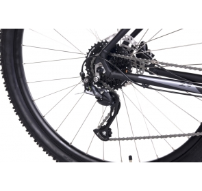 Rower górski UNIBIKE SHADOW 29 - czarno/żółty-2021