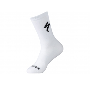 Skarpetki SPECIALIZED Soft Air Road Tall - white/black - 1