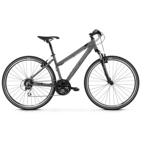Rower Crossowy damski KROSS Evado 2.0-graf/cza-202