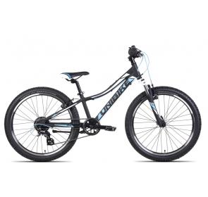 Rower dziecięcy UNIBIKE ROXI-czarno/niebieski 2021