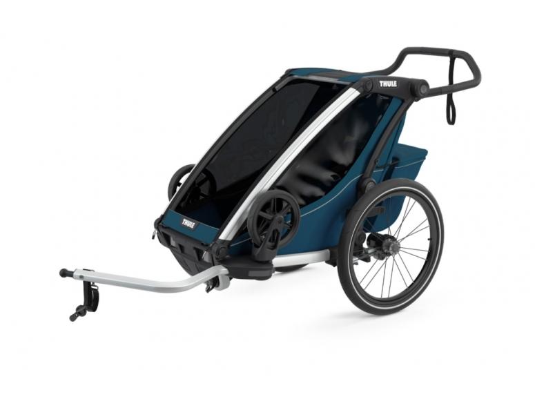 Przyczepka Thule Chariot Cross - blue