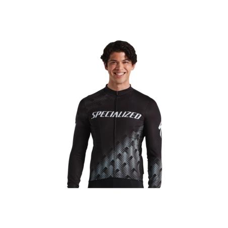 Bluza SPECIALIZED RBX Comp Logo LS Jersey - black