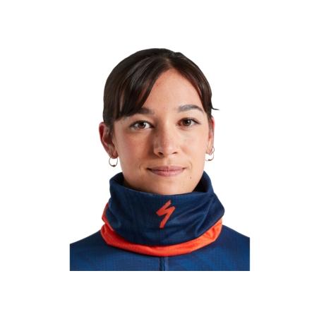 Komin na szyję SPECIALIZED - orange/dark blue