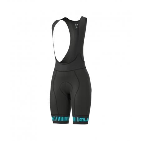 Spodenki  Alé Cycling PRR Strada - black/turquoise
