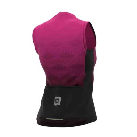 Koszulka damska ALÉ MAGNITUDE - pink