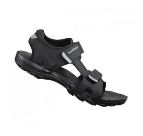 Sandały rowerowe SHIMANO SH-SD501M - czarne