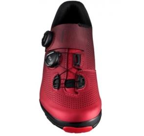 Buty Rowerowe SHIMANO SH-XC701 - czerwone