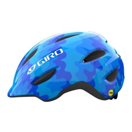 Kask dziecięcy GIRO SCAMP blue splash