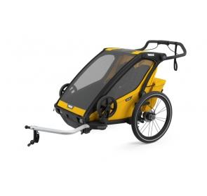 Przyczepka Thule Chariot Sport - SpeYellow