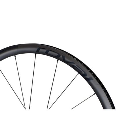 Koło tył ROVAL Alpinist CLX - satin carbon/blk