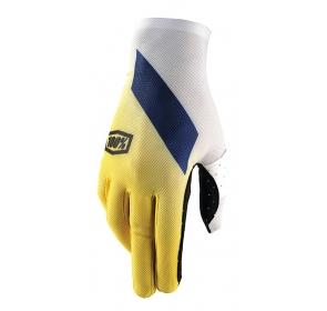 Rękawiczki 100% CELIUM Glove - fluo yellow