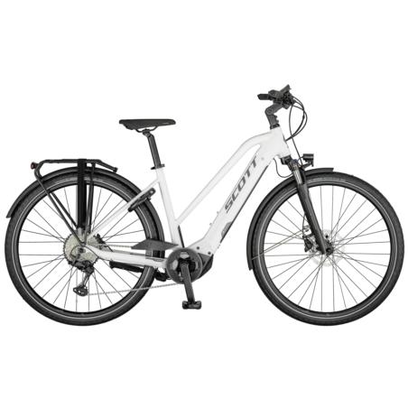 Rower elektryczny SCOTT Sub Sport eRIDE 10 Lady