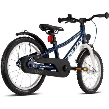 Rower dziecięcy PUKY Cyke 16 - racingblue/white