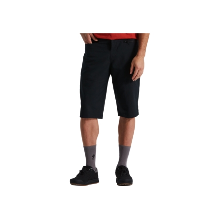 Spodenki SPECIALIZED Trail Short With Liner -black