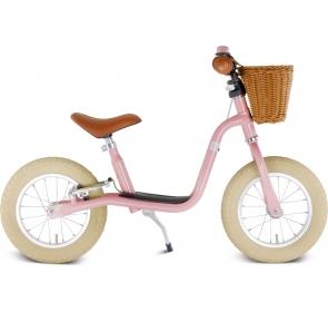 Rowerek biegowy PUKY LR XL BR Classic - retro rose
