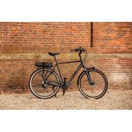Rower elektryczny męski MULTICYCLE SOLO EMS-black