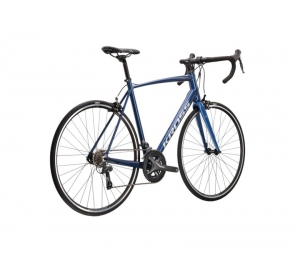 Rower szosowy KROSS VENTO 2.0M - niebieski/srebrny
