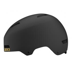 Kask bmx GIRO QUARTER FS - matte warm black