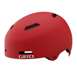 Kask bmx GIRO QUARTER FS - matte trim red